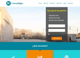 fueracodigos.com
