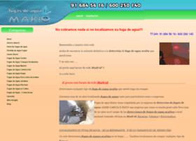 fugasdeaguamario.com