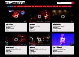 fuialconcierto.com