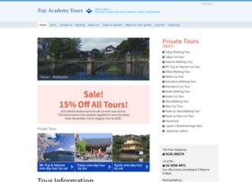 fuji-tours.com