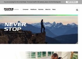 fujifilm.com.au