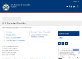 fukuoka.usconsulate.gov