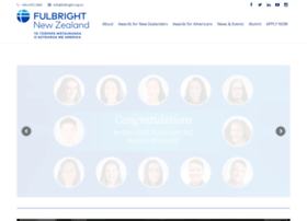 fulbright.org.nz
