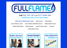 full-flame.co.uk