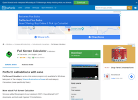 full-screen-calculator.en.softonic.com
