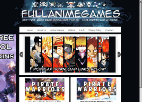 fullanimegames.com