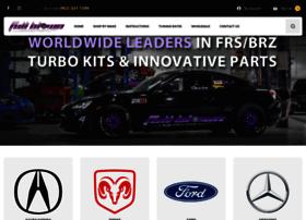fullblownmotorsports.com