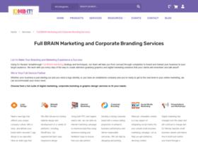 fullbrainmarketing.com