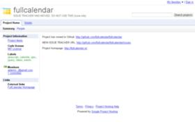 fullcalendar.googlecode.com