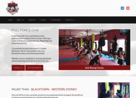 fullforcegymblacktown.com.au