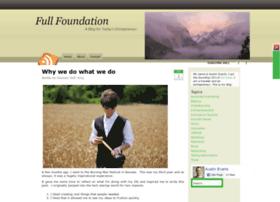 fullfoundation.com