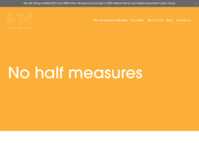 fullmeasuredigital.com