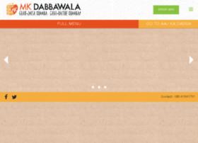 fullmenu.mkdabbawala.com
