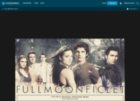 fullmoon-ficlet.livejournal.com