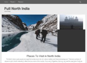 fullnorthindia.com
