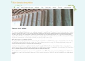 fullserviceinsulation.net