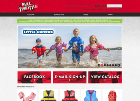 fullthrottlewatersports.com