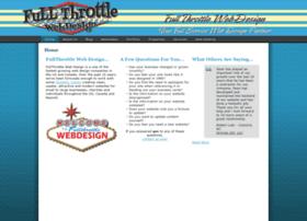 fullthrottlewebdesign.com