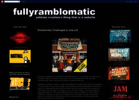 Fullyramblomatic.com