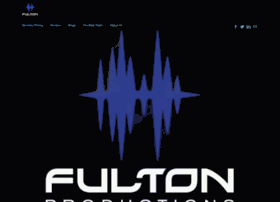 fultonproductions.com