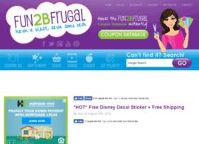 fun2bfrugal.com