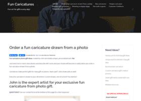funcaricatures.com
