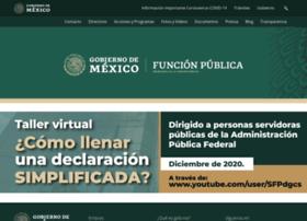 funcionpublica.gob.mx