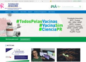 fundacaoaraucaria.org.br
