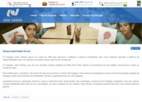 fundacaojaimecamara.com.br