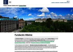 fundacionalbeniz.com