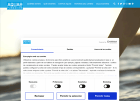 fundacionaquae.org