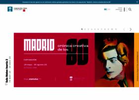 fundacioncanal.com