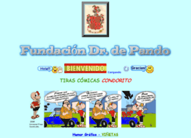 fundaciondoctordepando.com