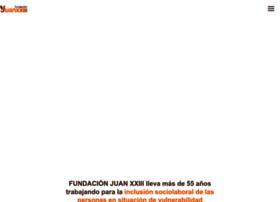 fundacionjuanxxiii.org