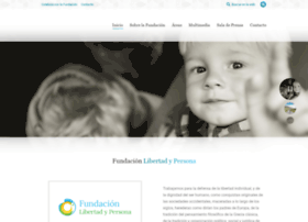 fundacionlibertadypersona.org