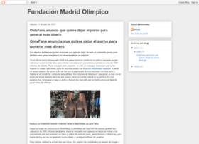 fundacionmadridolimpico.org