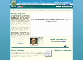 fundacionsauce.org