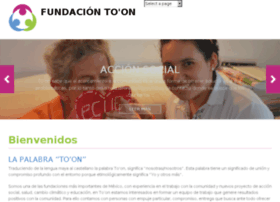 fundaciontoon.org