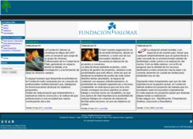 fundacionvalorar.org.ar