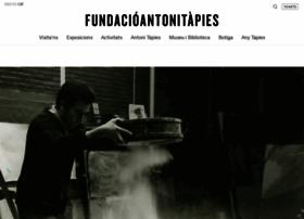 fundaciotapies.org