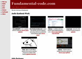 fundamental-code.com