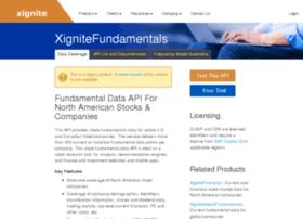 fundamentals.xignite.com