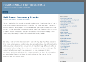 fundamentalsfirstbasketball.net