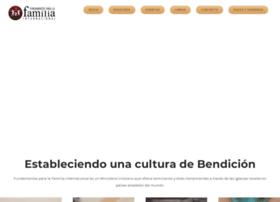 fundamentosparalafamilia.org