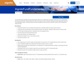 fundfundamentals.xignite.com