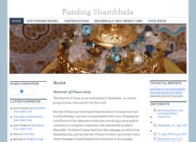funding.shambhalatimes.org