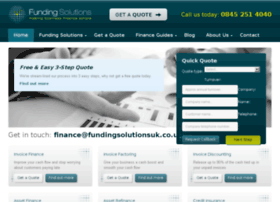 fundingsolutionsuk.westserve.co.uk