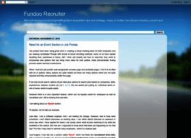 fundoorecruiter.blogspot.com