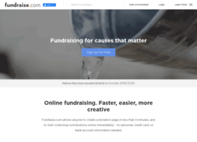 fundraise.com
