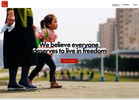 fundraise.libertyinnorthkorea.org